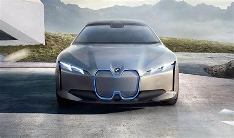 bmw  based   vision dynamics electric car range