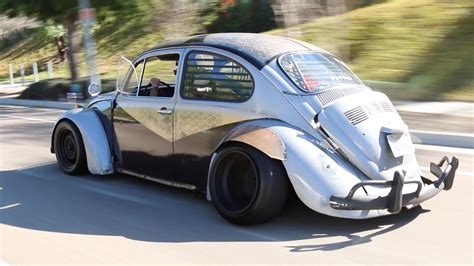 bugs volkswagen quot rat bug quot 1968 vw beetle review