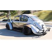 RAT BUG 1968 VW Beetle Review  YouTube