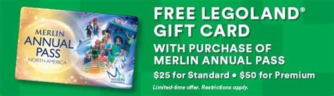 Legoland Gift Cards - best deals for legoland california resort annual passes