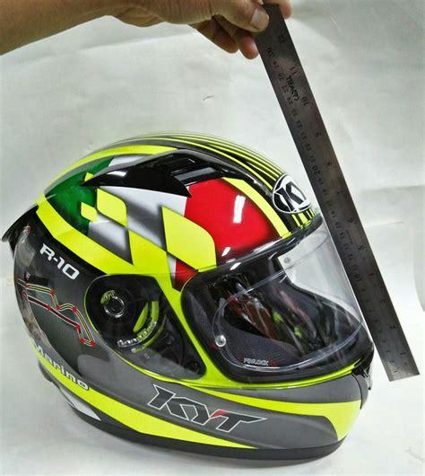 Kaca Visor Kyt Rc7 K2r R10 kedepan kyt r10 kyt rc7 kyt k2 rider kyt vendetta terbaru sudah flat visor dan pinlock ready