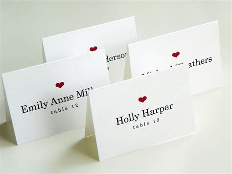 Where To Buy An Etsy Gift Card - handmade wedding escort cards etsy wedding stationery love themed onewed com