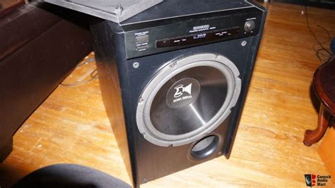 Speaker Kenwood 12 Inch kenwood 1050sw subwoofer 12 inch photo 1267410 canuck audio mart