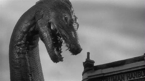 film giant monster the terrible claw reviews the giant behemoth 1959
