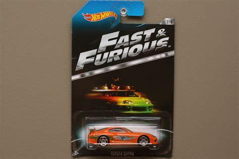 Hotwheels Fast And Furious wheels 2014 fast furious toyota supra