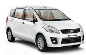 Maruti Suzuki Price Maruti Suzuki Ertiga October 2017 Price List Model