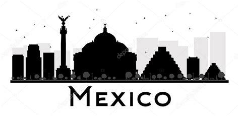 imagenes en blanco y negro de la independencia silueta de horizonte blanco y negro de la ciudad de m 233 xico