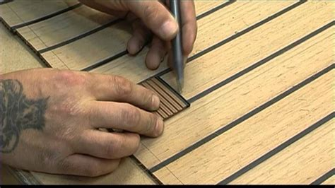 runabout boat flooring synthetic teak decking for boats with isiteek boats