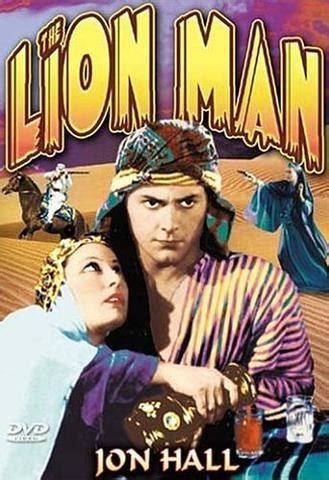 film jadul lion man the lion man on dvd movie