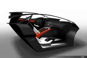 Lamborghini Future Concept Lamborghini Concept Interior