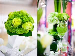green wedding centerpieces decor ideas wedding decorations