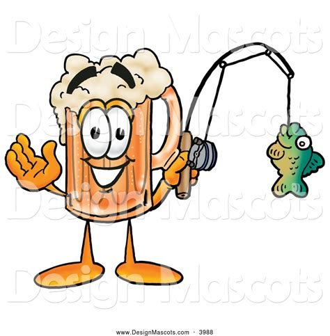 beer cartoon royalty free alcohol stock mascot designs page 2