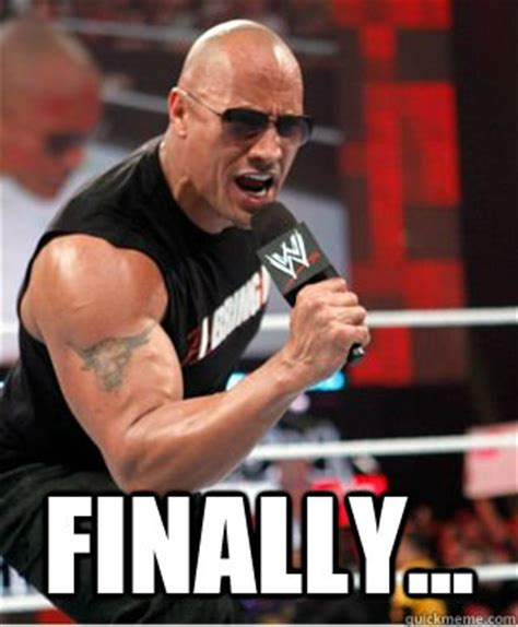 The Rock Memes - imgs for gt wwe memes the rock
