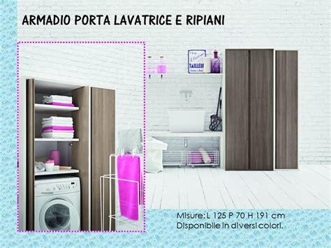 mobile porta lavatrice da esterno lavanderia pratica ed organizzata proposta da domus arredi