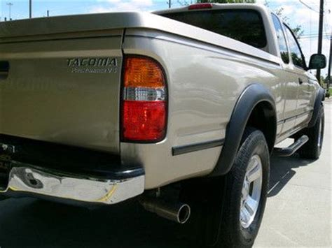 2004 Toyota Tacoma Bed Liner Buy Used 2004 Tacoma Xtracab Prerunner Clean Carfax Cd