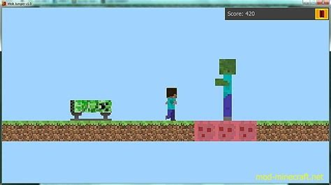 game mod for java mob jumper java game 1 7 4 mod minecraft net