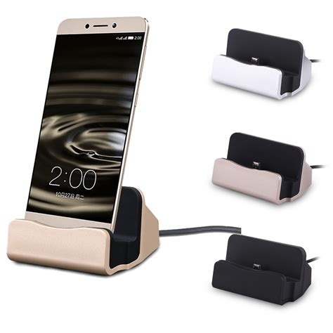 Charge Sync Dock Universal For All Android desktop micro usb charger stand station sync dock cradle for android ebay