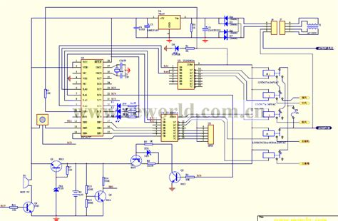 Power Lifier Oxygen the oxygen inhaler circuit lifier circuit circuit diagram seekic