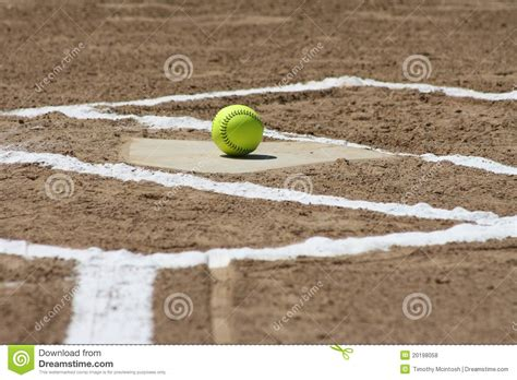 home plate royalty free stock image image 9441446 new softball at home plate stock photo image of game