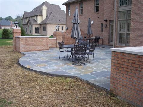 Patio Pavers Design Ideas Paver Patio Ideas Mesmerizing Brick Patio Designs Grezu Home Interior Decoration