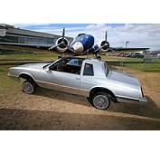 1987 Chevrolet Monte Carlo LS  Seattle G Body