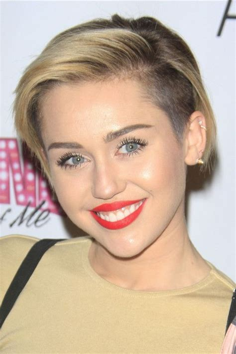 real haircuts games miley cyrus 40 women s undercut hairstyles to make a real statement
