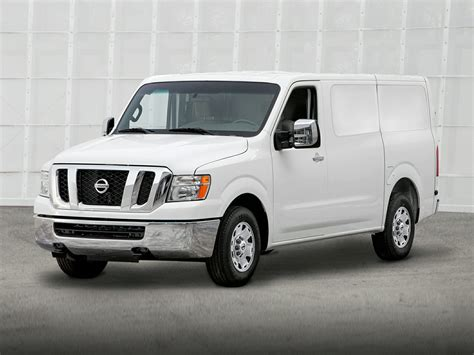 nissan work van 2014 nissan nv cargo nv1500 price photos reviews