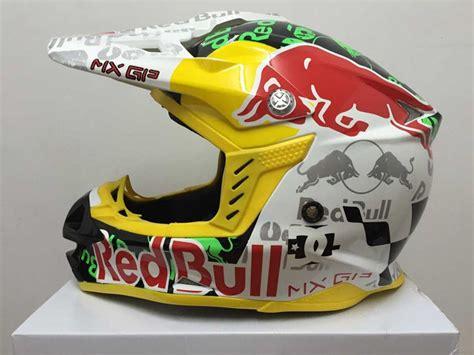 redbull motocross helmet 2015 arrival motocross helmet professional bull