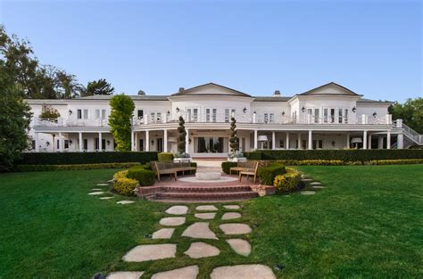 Design House Los Angeles Ca by Fashion Designer Max Azria Lists Los Angeles Mega Mansion