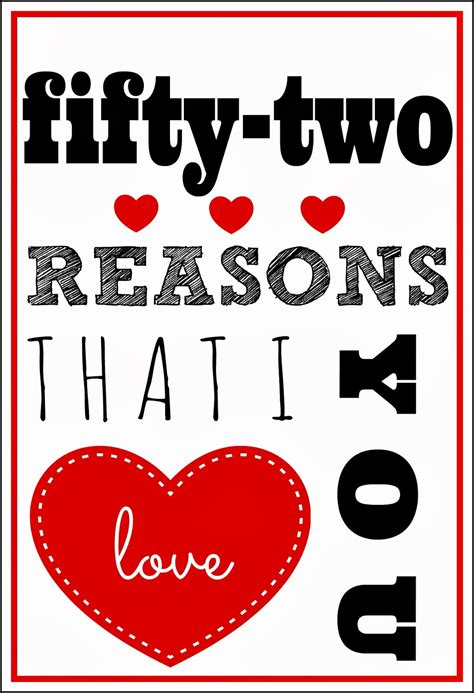 larissa another day 52 reasons i love you printable a