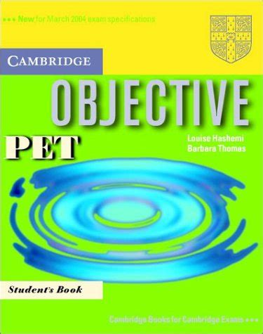 objective pet students book 0521732662 objective pet student s book avaxhome
