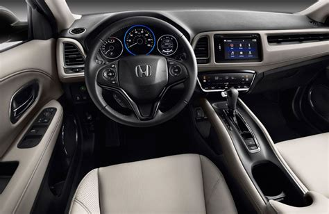 2015 Honda Hrv Interior by Honda Hr V Lx Vs Ex Vs Ex L What Are The Differences