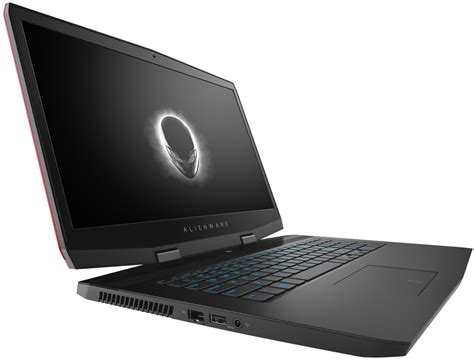 dell at ces 2019 alienware m17 packs i9 geforce rtx into 17 3 inch chassis