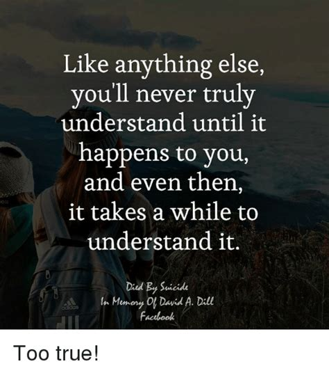 until it happens to you journey of understanding acceptance forgiveness and books like anything else vou ll never trulv understand until it