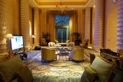 Royal Bedroom by Atlantis The Palm Dubai The Versatile Gent