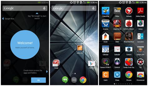 luncer apk now launcher no longer nexus gpe exclusive now available for all android devices 4 1