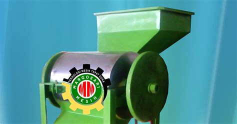 Mesin Perajang Rumput Mini teknologi mesin tepat guna mesin pencacah serbaguna