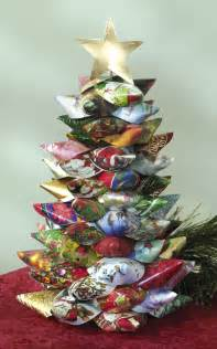 christmas card tree fun family crafts