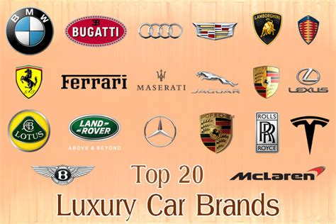 top brands of car car brand carspart