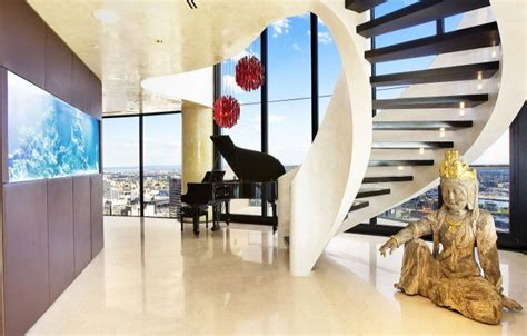 australia penthouse overlooking sydney on the market for australia s 10 best penthouses realestate au