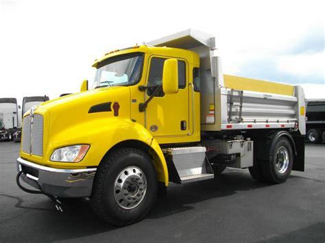 kenworth trucks 2016 2016 kenworth t370 dump trucks for sale used trucks on