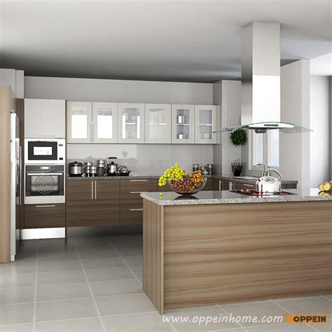 Melamine Kitchen Cupboards - oppein kitchen in africa 187 op15 m04 contemporary melamine