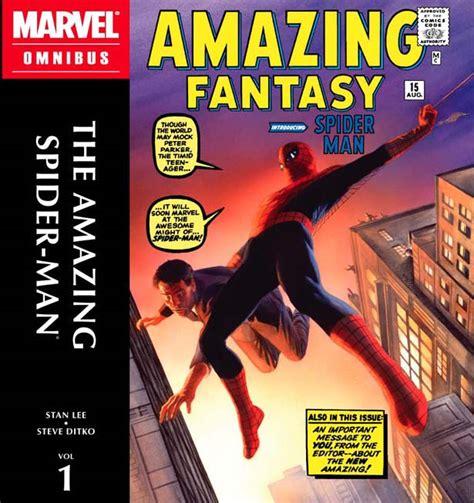 the amazing spider omnibus vol 1 amazing spider omnibus vol 1