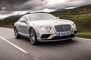 Bentley Continental Gtr Bentley Continental Gt Review 2017 Autocar