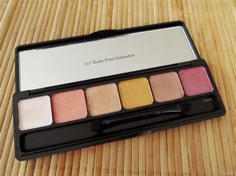 E L F Prism Eyeshadow e l f studio prism eyeshadow review makeupfu