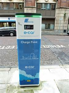 Electric Cars Ireland Charging Points Electric Car Charging Point In Belfast 169 Robert Ashby Cc