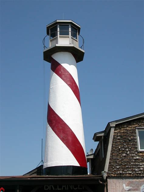 lighthouses of the united states new jersey