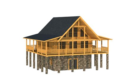 Log Cabin With Loft Floor Plans by Free Log Cabin Floor Plans Image Mag