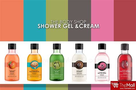 Shower Gel The Shop the shop shower gel clean up with the
