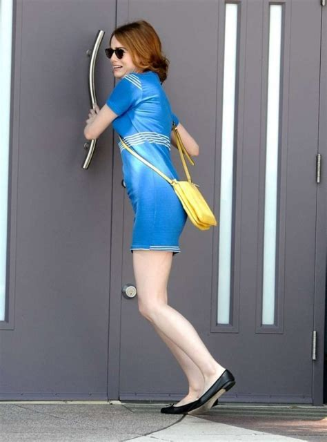 Kalijati Blue Dress By Lnd in bkue dress on la la land 12 gotceleb